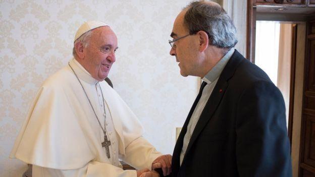 Cardinal Barbarin ahura na Papa muri 2016