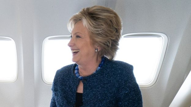 """Hillary Clinton: """"Often if you're not liked, it's because you're taking a stand"""""""