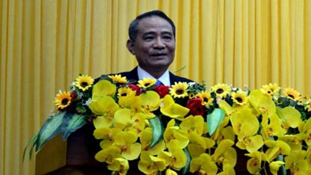 Ông Trương Quang Nghĩa