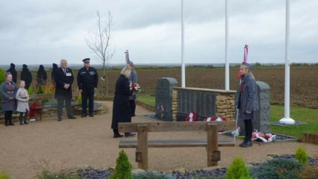 RAF Ingham: WW2 Polish bomber crews remembered - BBC News