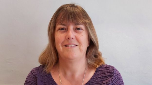 Freelance digital and IT project manager Alison Walford