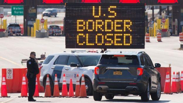Frontera estadounidense