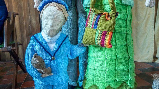 Prince George in wool