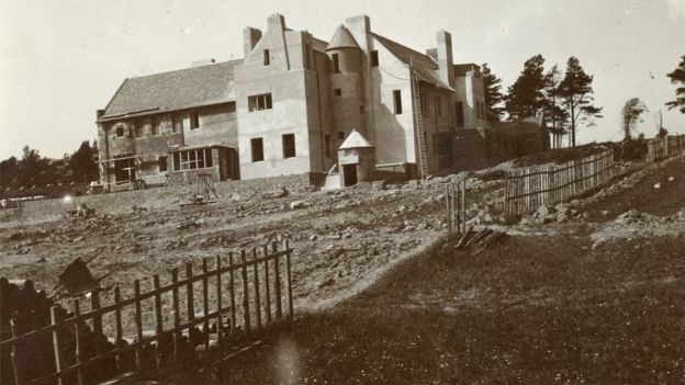 Hill House 1903