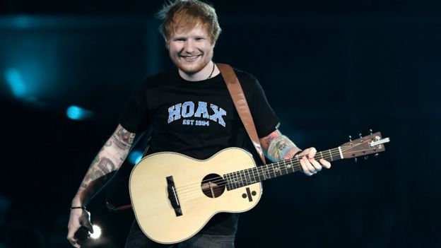 Ed Sheeran I Ve Got A Song That S Better Than Thinking Out Loud
