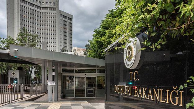 Türk Dışişleri Bakanlığı
