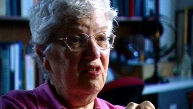 薇拉·鲁宾接受BBC访问