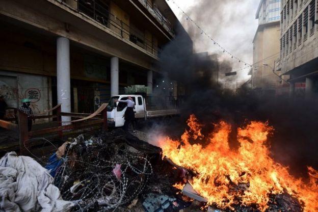 اعتراضات عراق؛ یورش نیروهای امنیتی به محل استقرار معترضان در بغداد