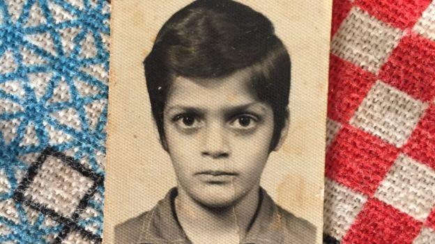 Leonardo na infância