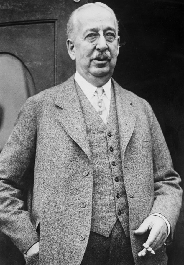 Кинг Кэмп Жиллетт, 1920 год