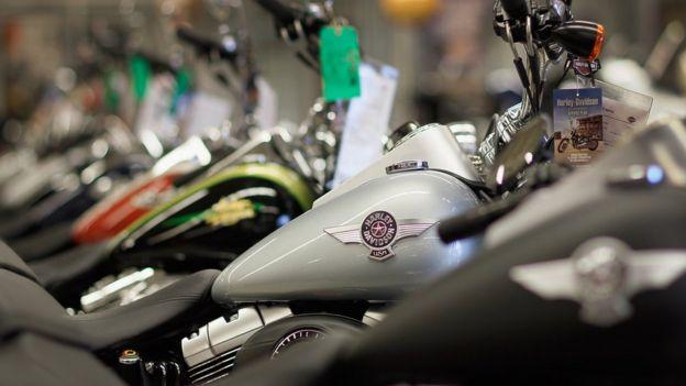Moto Harley-Davidson