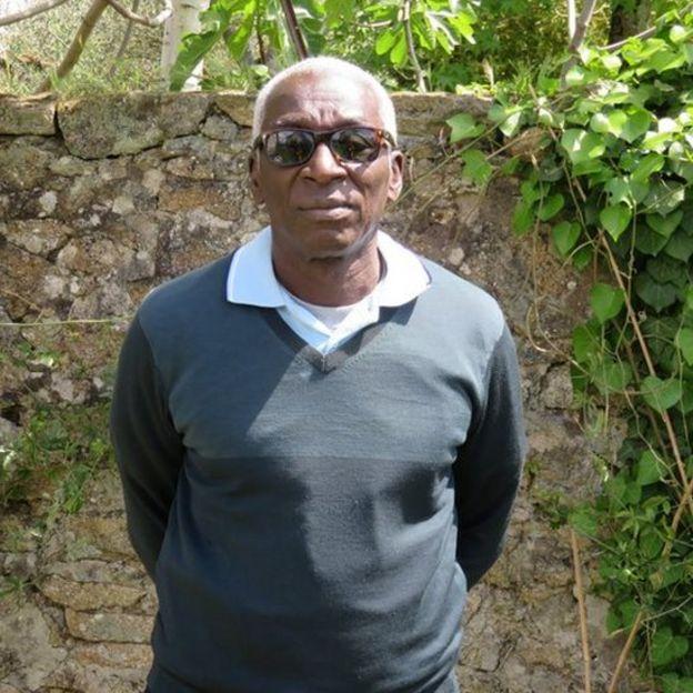 L'intellectuel sénégalais Dialo Diop