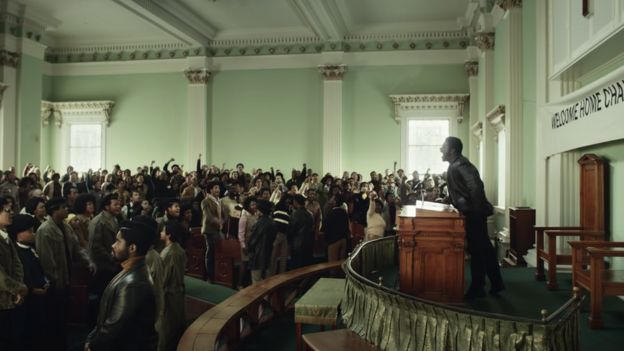 Daniel Kaluuya plays US revolutionary in Judas and the Black Messiah