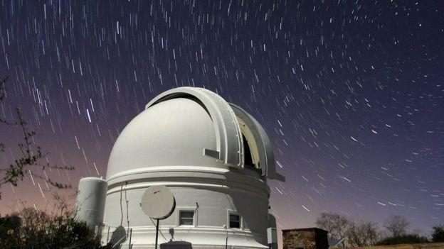 Observatorio Palomar en California