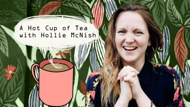 "Serie ""A Hot Cup of Tea with Hollie McNish"""
