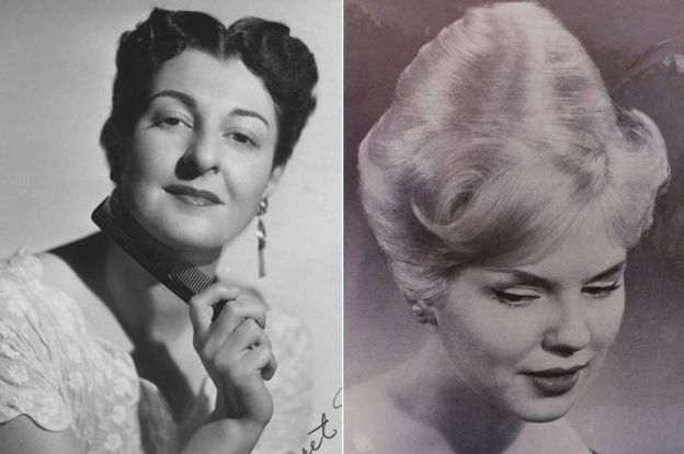 Creator Of Beehive Hairstyle Dies Aged 98 Bbc News