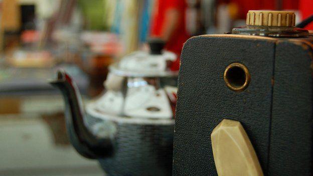 Amser paned? // Time for tea?