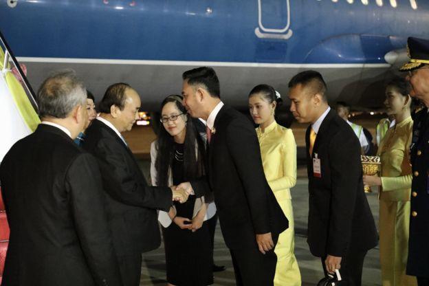 Việt Nam sẽ tiếp nhận vai trò Chủ tịch ASEAN tại Thượng đỉnh ASEAN 35 ở Thái Lan lần này.