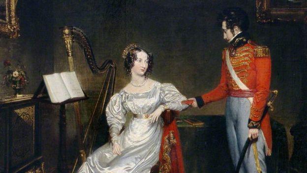 Принцесса Шарлотта и Леопольд