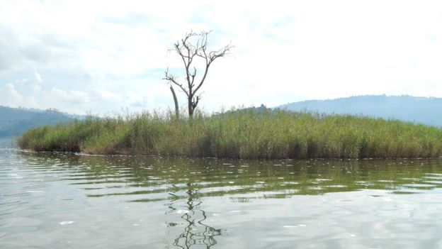 Akampene, or Punishment Island