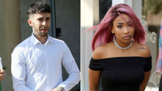 Image result for dappy girlfriend imani campbell