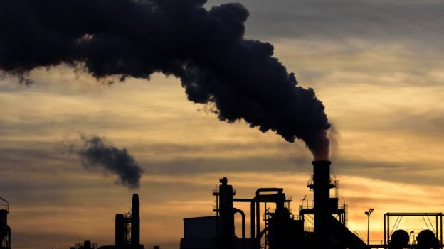 کارخانهها و سوختهای آلاینده باعث گرمایش زمین میشوند