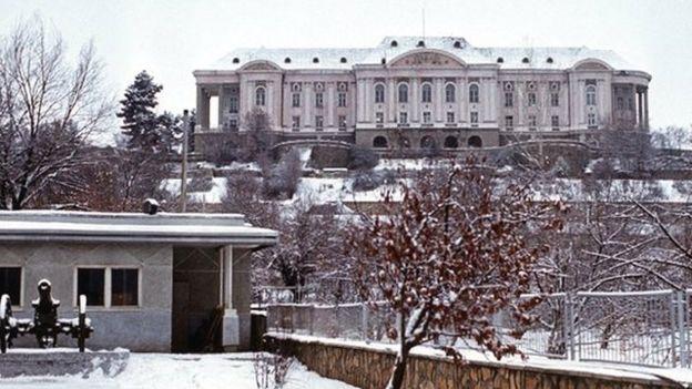 قصر تاجبیک