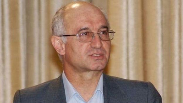 روبرت بگلریان