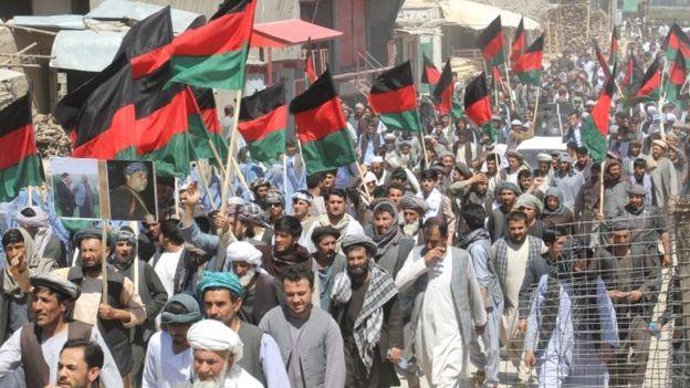 اعتراضات در فاریاب