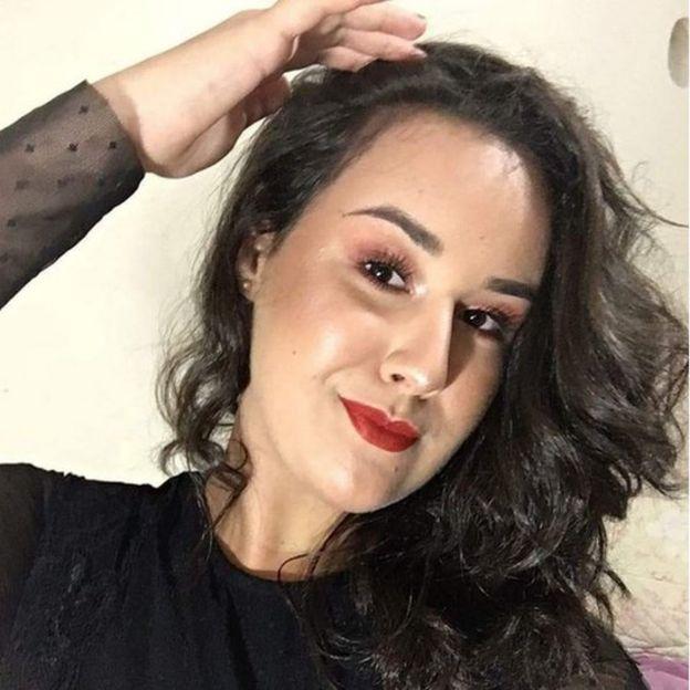 Selfie de Kamilly Ribeiro