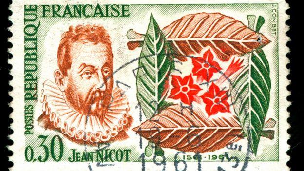 Jean Nicot.