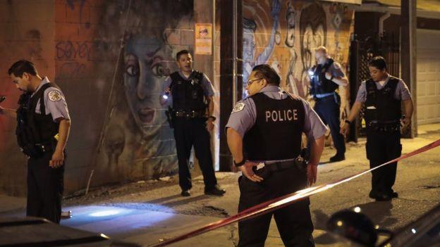 芝加哥警察