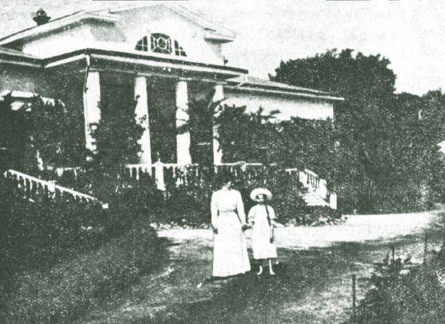 Тростянец, родовое поместье Павла Скоропадского