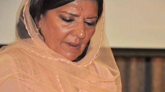 علیمہ خان