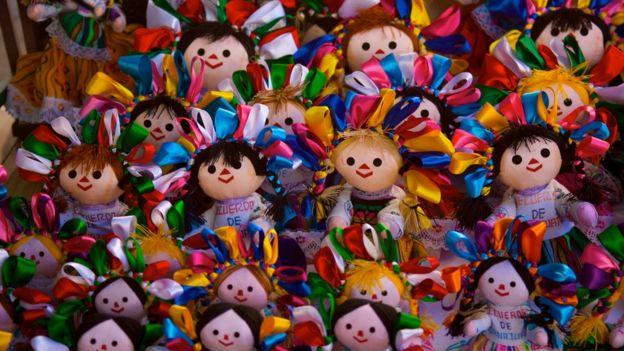 Muñecas típicas