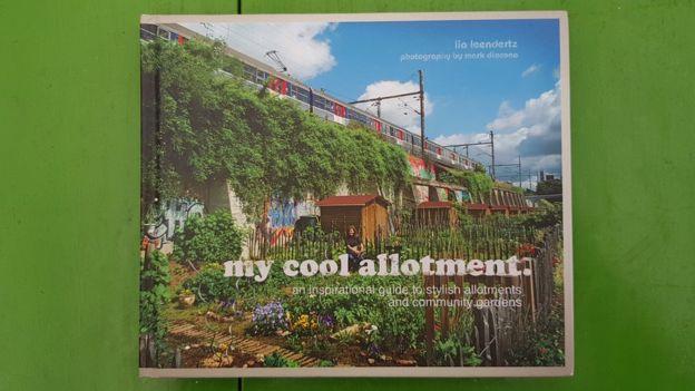 หนังสือ My Cool Allotment