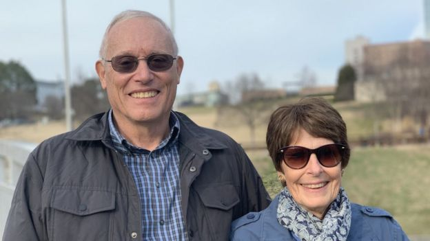 Dan and Jane Cardwell moved to Virginia from New Jersey 30 years ago