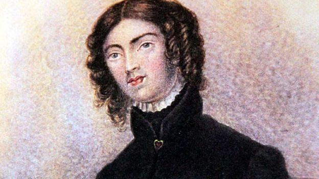 Anne Lister de joven.