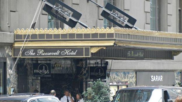 روزویلٹ ہوٹل