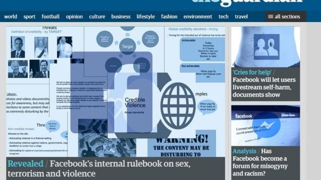 El reporte sobre Facebook de The Guardian