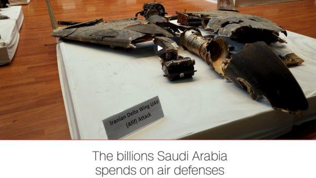 """سیانان در گزارشی از """"ناکارآیی"""" تسلیحات گران قیمت عربستان در برابر پهپادها و موشکهای کروز نوشته است"""