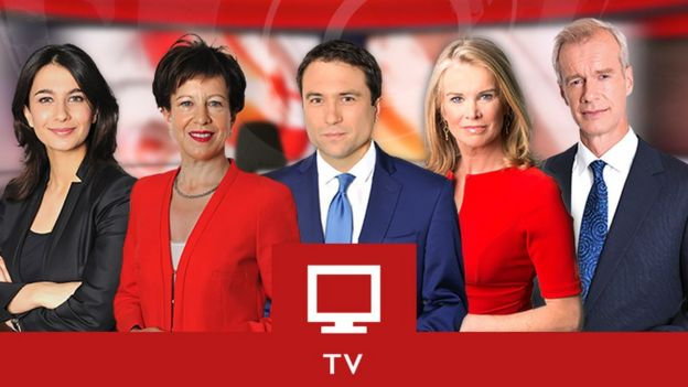 Where and how to watch BBC World News - BBC News