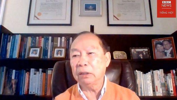 GS Nguyễn Mạnh Hùng