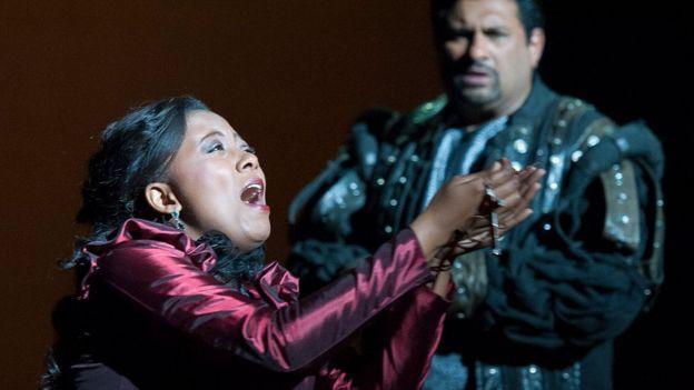 Мария Стюарда в Кейптаунской опере