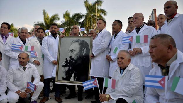 Kübalı doktorlar