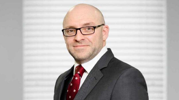KPMG senior manager Bryan Beesley