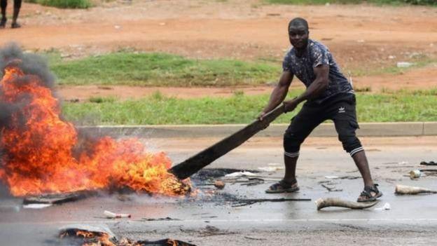 Biashara ziliharibiwa katika mashambulio dhidi ya ubaguzi raia wa Kigeni nchini Afrika Kusini