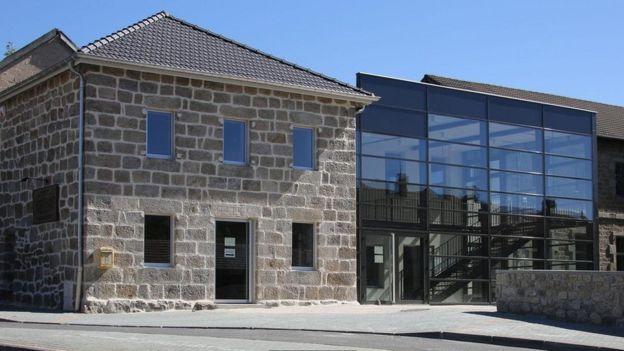 المتحف التذكاري في بلدة شامبون