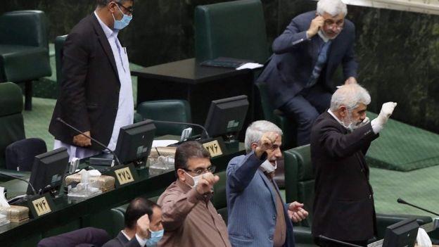 نمایندگان مجلس ایران
