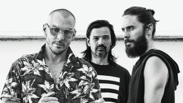 Thirty Seconds To Mars Tour 2020 30 Seconds To Mars guitarist Tomo Milicevic quits band   BBC News